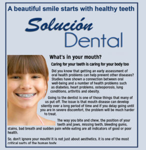 Solución Dental Colombia - Care for your mouth